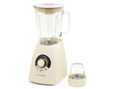 Fresh-Style Standmixer mit Mühle OURSSON BL0642G/IV