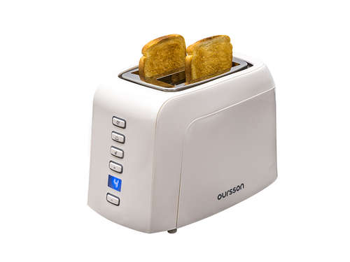 Easy Lift Toaster OURSSON TO2145D/IV