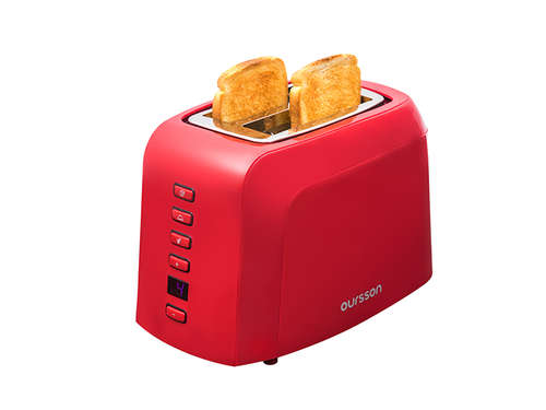 Easy Lift Toaster OURSSON TO2145D/RD